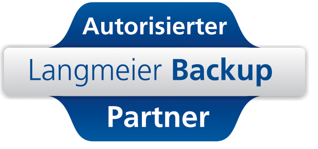 Langmeier Backup Autorisierter Partner
